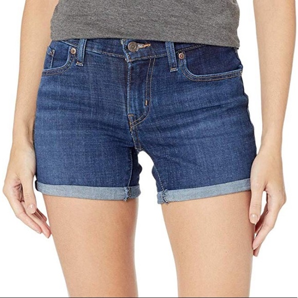 Levi's Pants - Levi's 515 Denim Shorts • Size 8